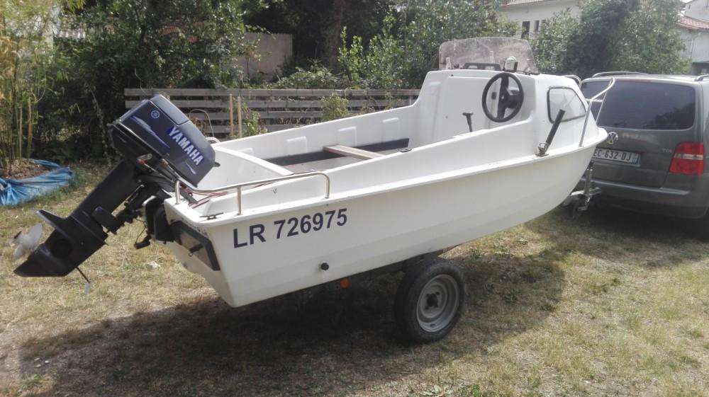 Motorboot mit oder ohne Skipper Jeanneau mieten in Port de l'Éguille