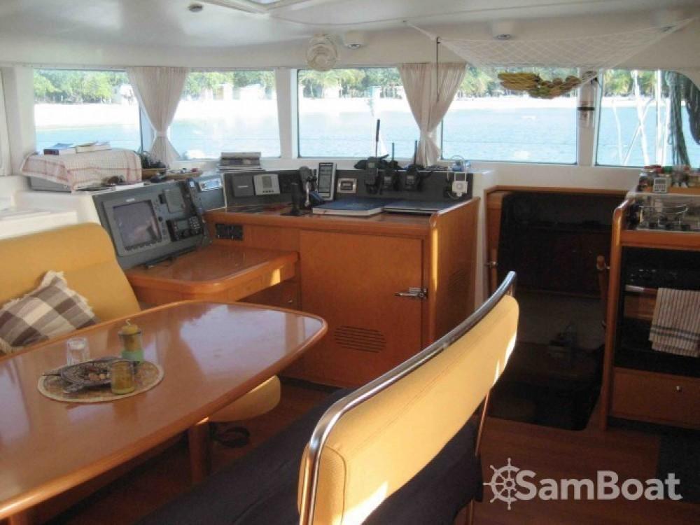 Location Catamaran à Pahang - Lagoon Lagoon 440