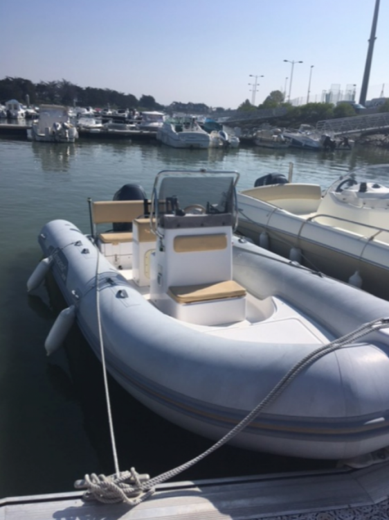 Boat rental Le Pouliguen cheap Tempest 605 Easy