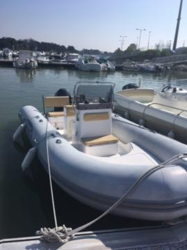 Location bateau Capelli Tempest 605 Easy à Le Pouliguen sur Samboat