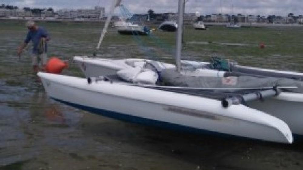 Bootsverleih Virus MAgnum21 Le Pouliguen Samboat