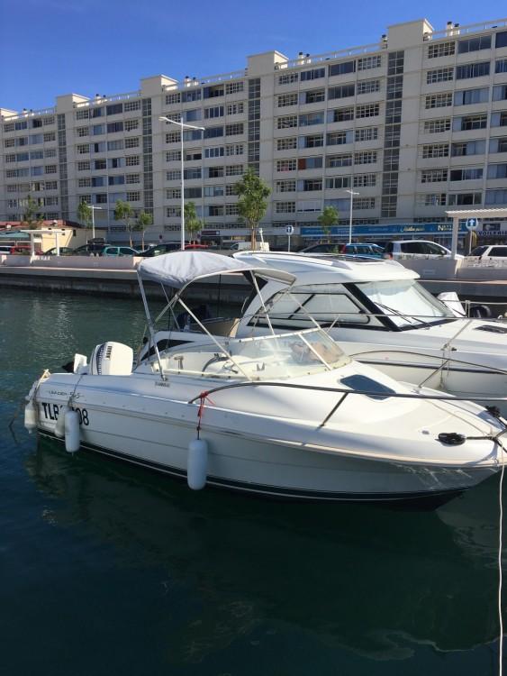 Location bateau Toulon pas cher Leader 545