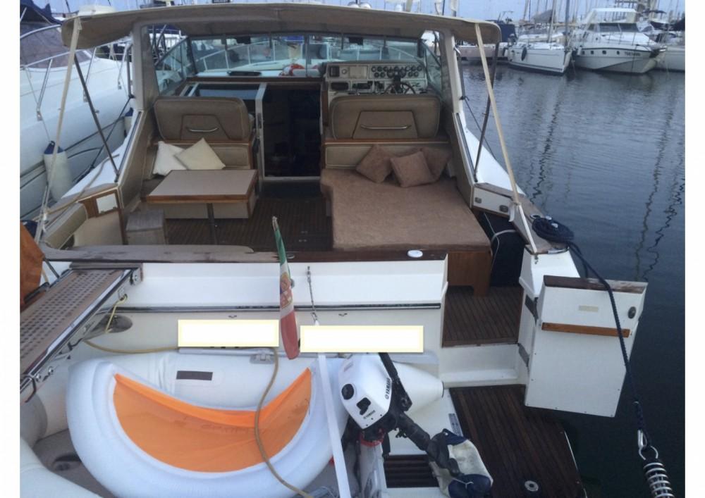 Location bateau Sea Ray Sea Ray 390 à Terracina sur Samboat
