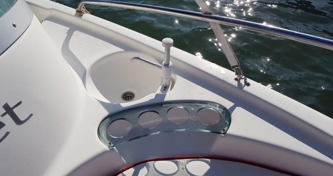 Location bateau Vannes pas cher Cap Ferret 552 Sun Deck