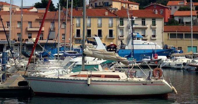 Jeanneau Rush entre particuliers et professionnel à Sète