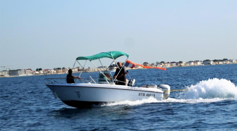 Noleggio Barca a motore B2 Marine con un permesso di