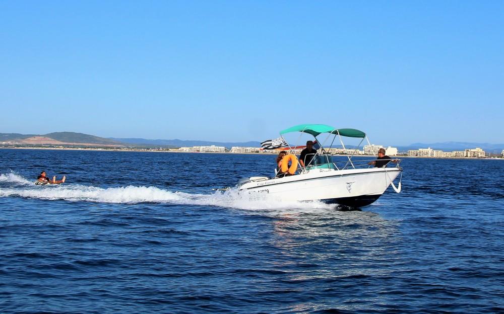B2 Marine Cap Ferret tra personale e professionale Palavas-les-Flots