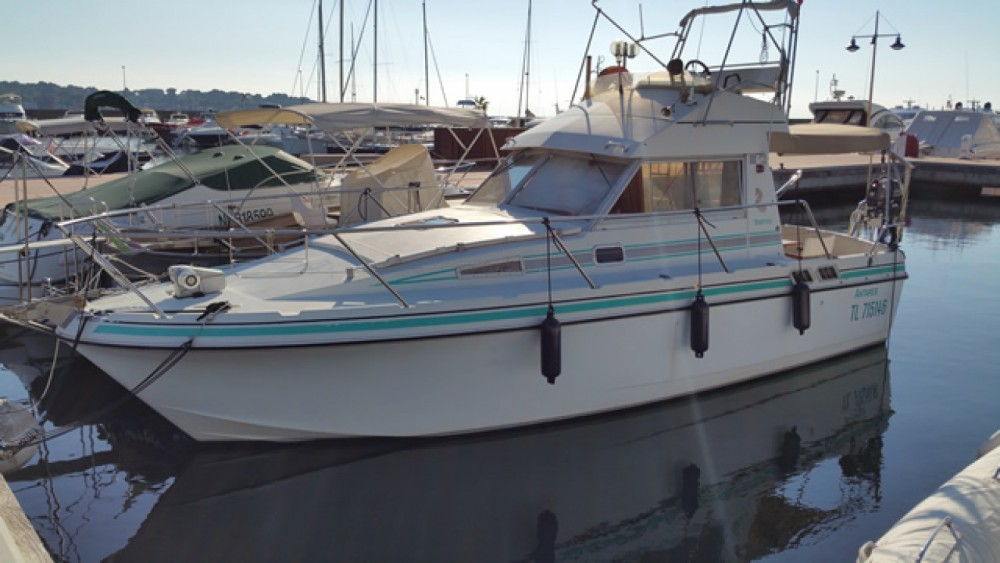 Location yacht à Vallauris - Bénéteau Antares 860 sur SamBoat