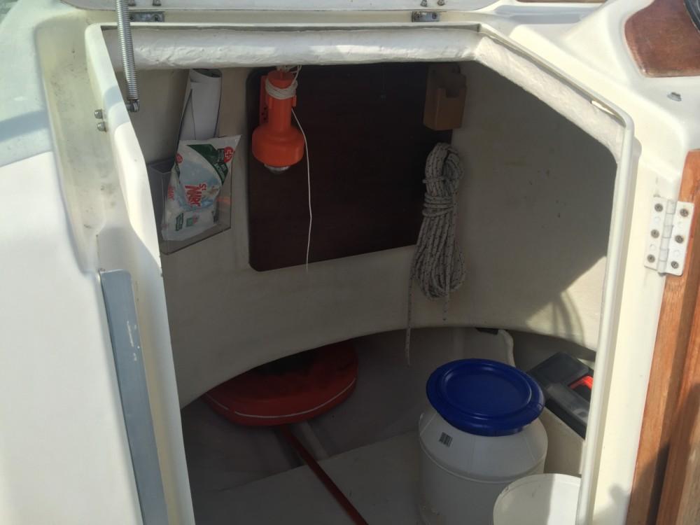 Location yacht à La Trinité-sur-Mer - Jeanneau Cap Camarat 625 sur SamBoat