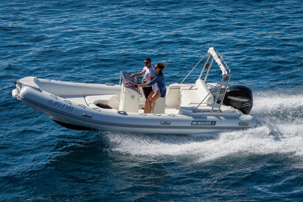 Location bateau Dubrovnik pas cher Master 660
