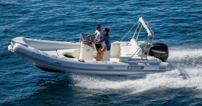 Location bateau Dubrovnik pas cher Master 660 OPEN