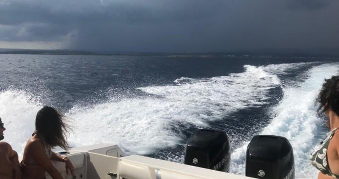Location Bateau à moteur à Marzamemi - Boston Whaler Boston Whaler 305 Conquest