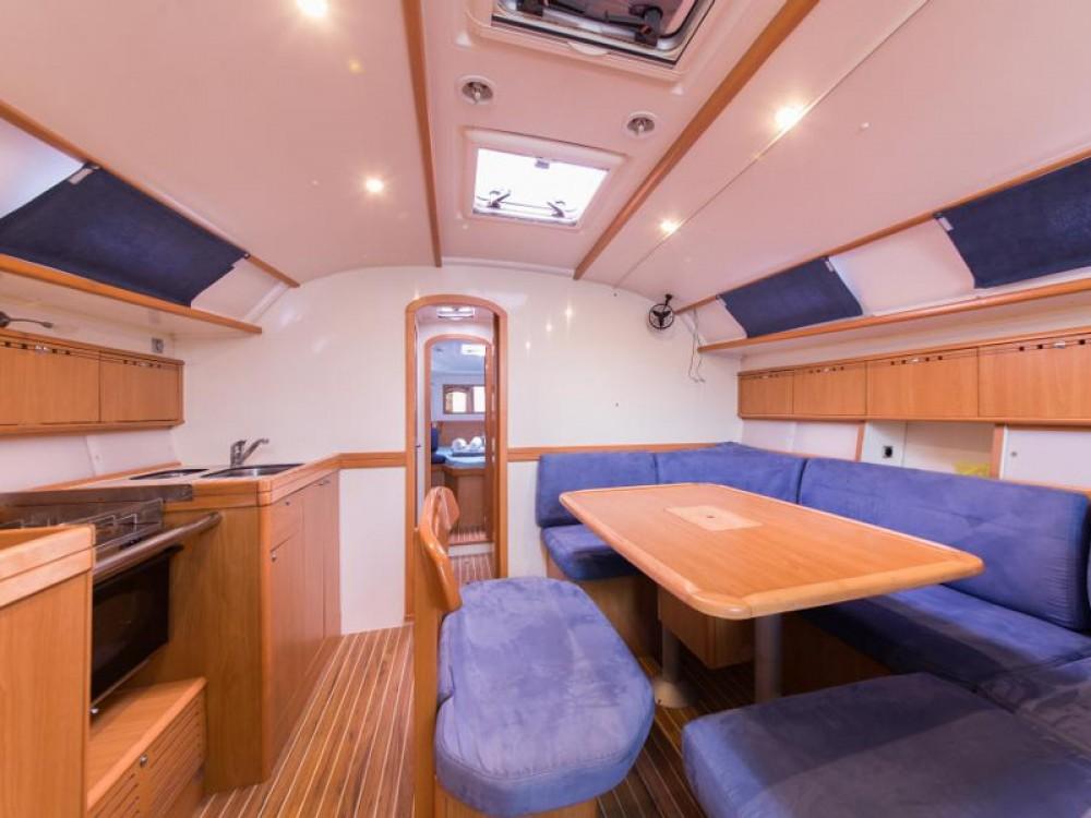 Poncin Yachts Harmony 47 between personal and professional Marina Baotić