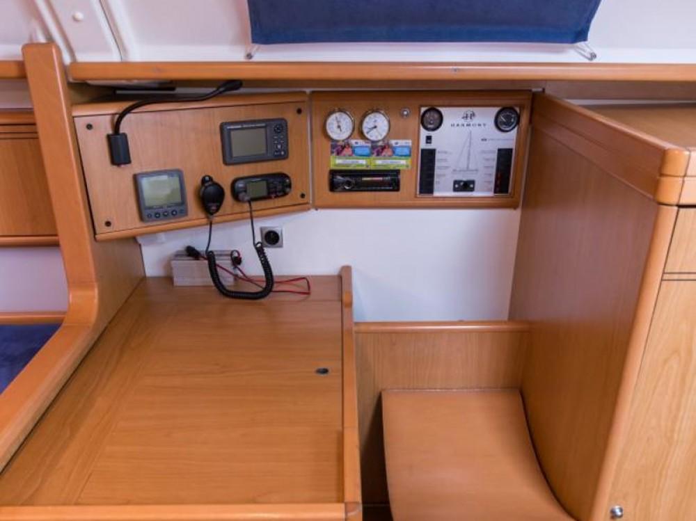 Rental yacht Marina Baotić - Poncin Yachts Harmony 47 on SamBoat