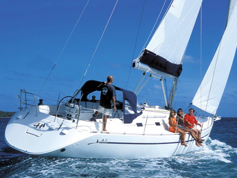Rental Sailboat in Marina Baotić - Poncin Yachts Harmony 47