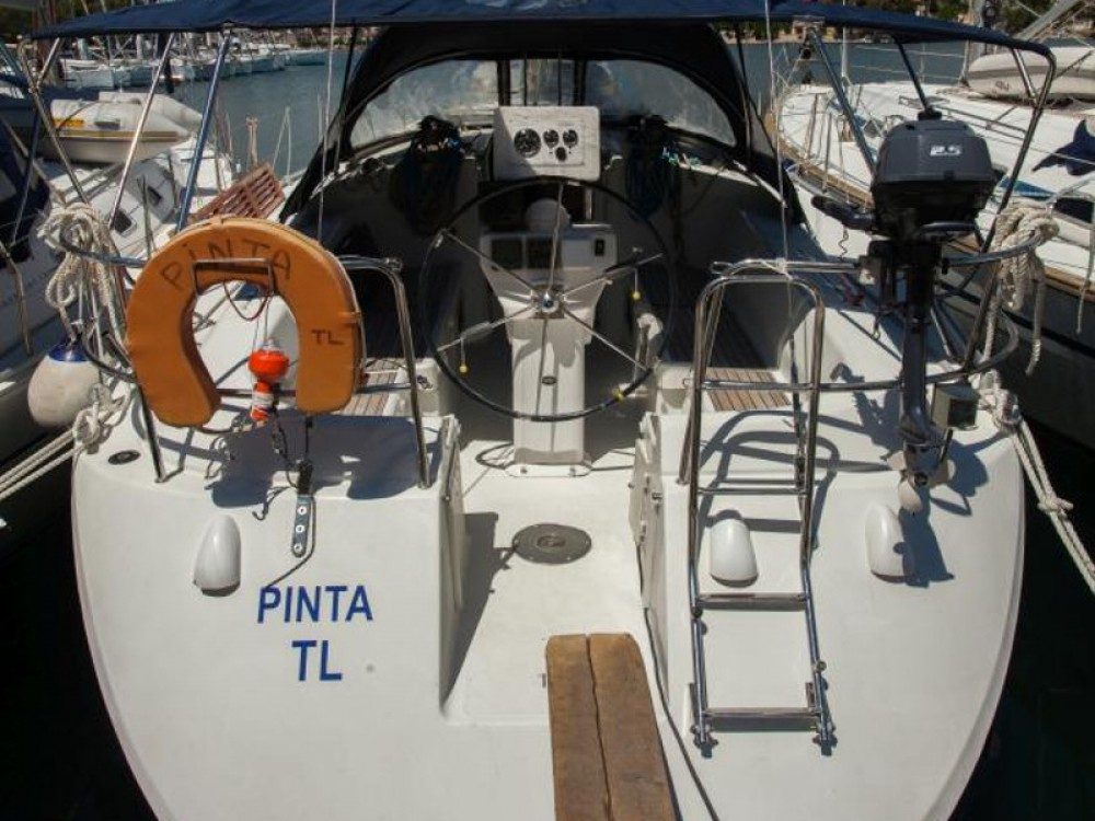 Hire Sailboat with or without skipper Poncin