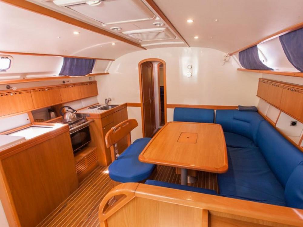 Rental Sailboat in Raslina - Poncin Harmony 47
