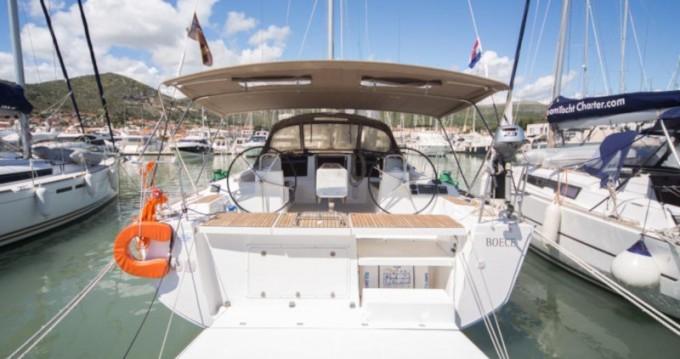 Location bateau Dufour Dufour 460 Grand Large à Marina Baotić sur Samboat
