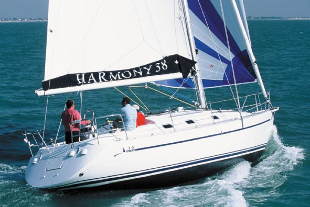 Poncin Yachts Harmony 38 entre particuliers et professionnel à Raslina