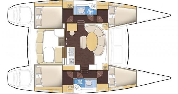 Louer Catamaran avec ou sans skipper Lagoon à ACI Marina Dubrovnik