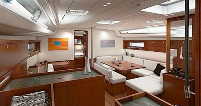 Location yacht à Marina Baotić - Bénéteau Oceanis 48 sur SamBoat