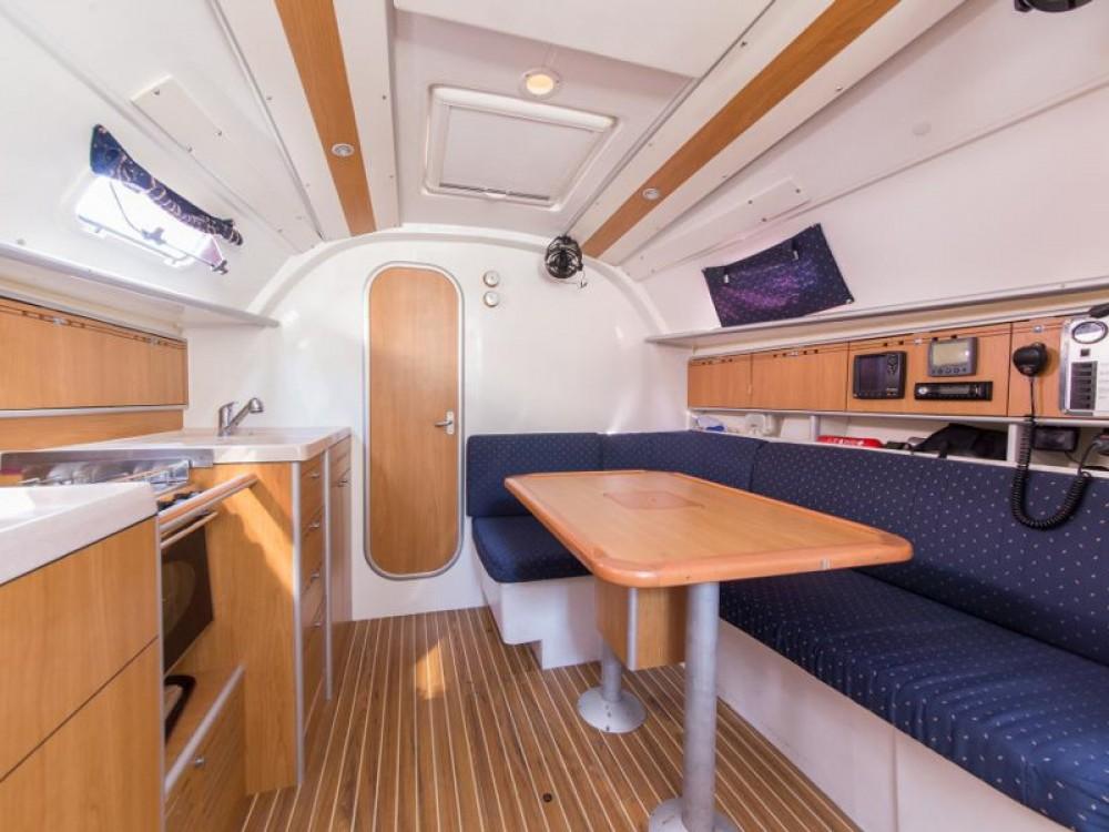 Rent a Poncin Yachts Harmony 34 Raslina
