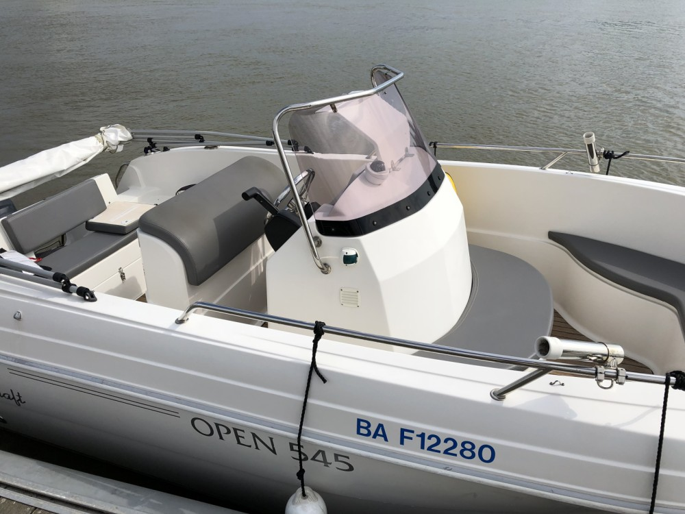 Huur Motorboot met of zonder schipper Pacific Craft in Anglet