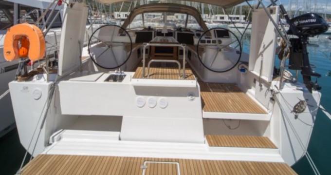 Location yacht à Marina Baotić - Dufour Dufour 520 Grand Large sur SamBoat