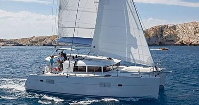 Location yacht à Marina Baotić - Lagoon Lagoon 400 sur SamBoat