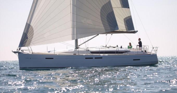 Jeanneau Sun Odyssey 449 entre particuliers et professionnel à ACI Marina Dubrovnik