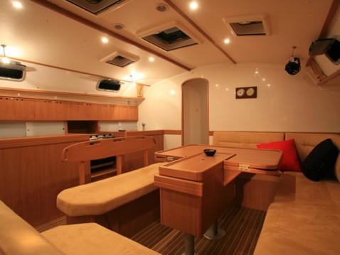Poncin Yachts Harmony 52 entre particuliers et professionnel à ACI Marina Dubrovnik
