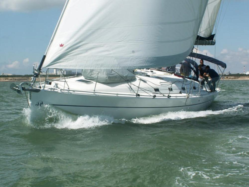 Boat rental Poncin Harmony 52 in  on Samboat