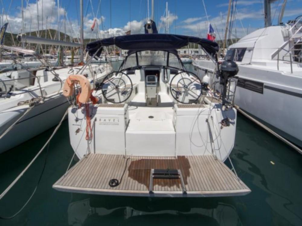 Location bateau Jeanneau Sun Odyssey 449 à Marina Baotić sur Samboat
