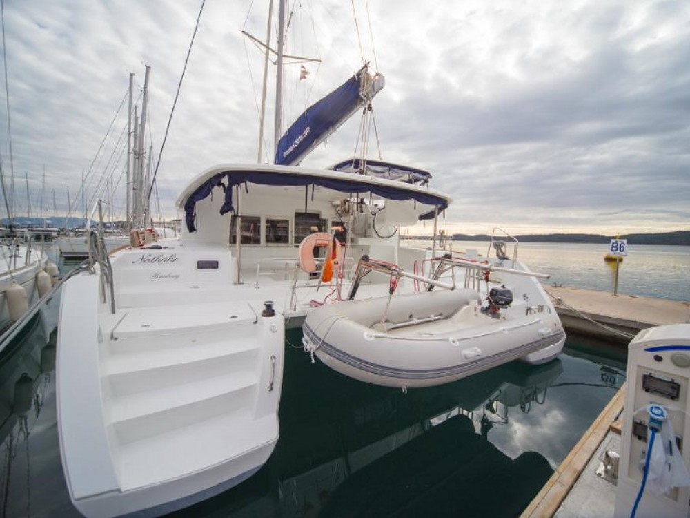 Location Catamaran à Seget Donji - Lagoon Lagoon 450 Sport