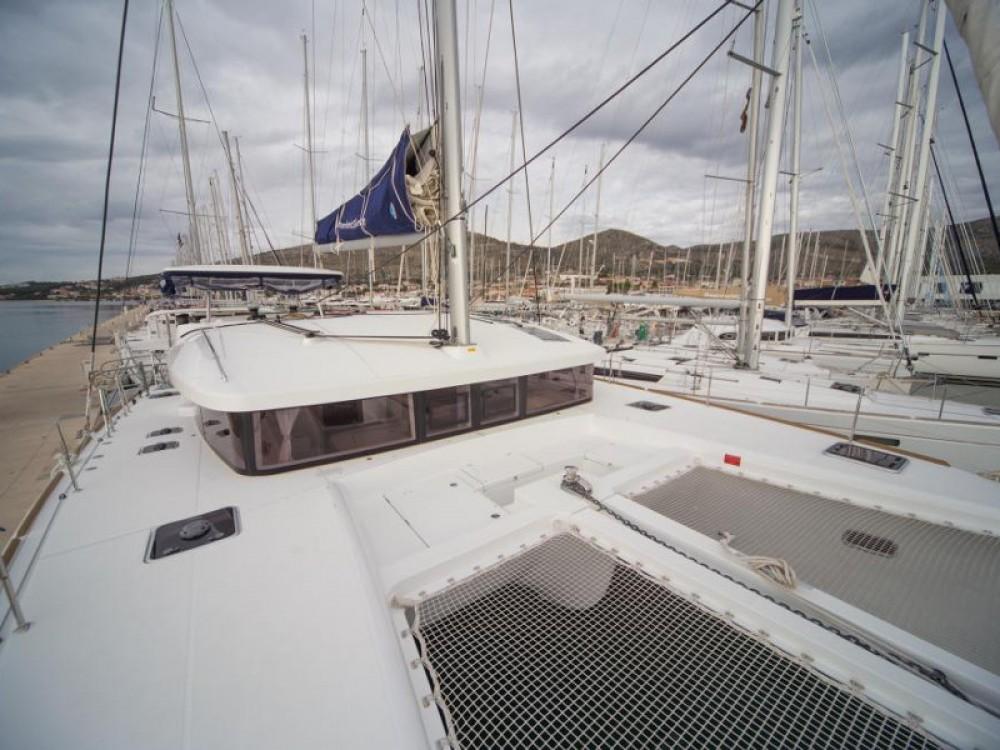 Location bateau Lagoon Lagoon 450 Sport à Seget Donji sur Samboat