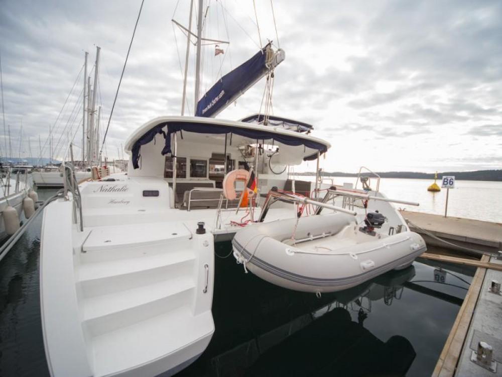 Location yacht à Seget Donji - Lagoon Lagoon 450 Sport sur SamBoat