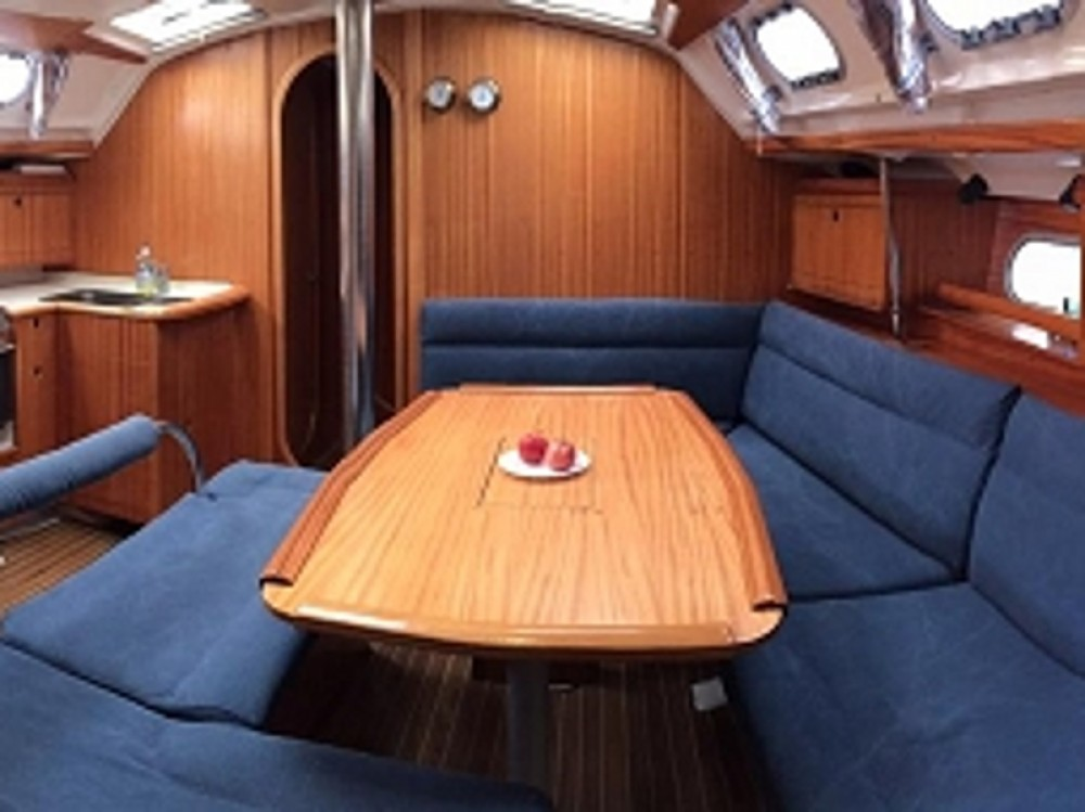 Dufour Gib Sea 43 entre particuliers et professionnel à Krk
