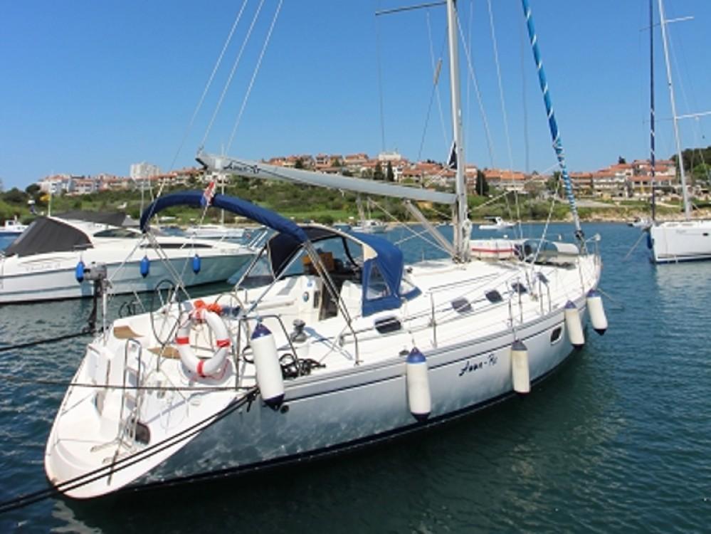 Location bateau Dufour Gib Sea 43 à Krk sur Samboat