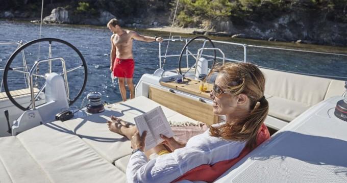 Jeanneau Sun Odyssey 440 entre particuliers et professionnel à Μαρίνα Αλίμου