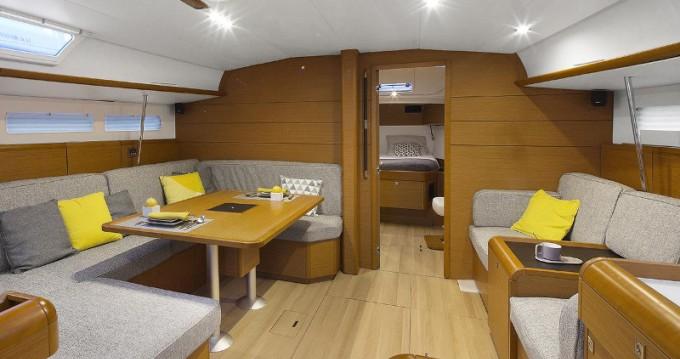 Jeanneau Sun Odyssey 519 entre particuliers et professionnel à Las Palmas de Gran Canaria