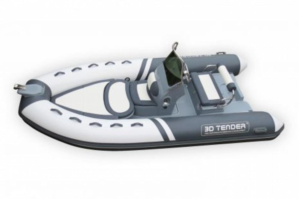 Location bateau 3D Tender Lux 440 à Frontignan sur Samboat