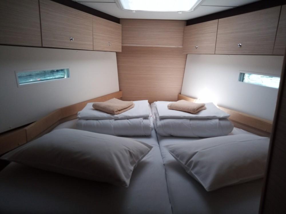 Location bateau D&d D&D Kufner 50 à ACI Marina Trogir sur Samboat