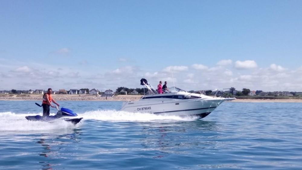 Motor boat for rent Barneville-Carteret at the best price
