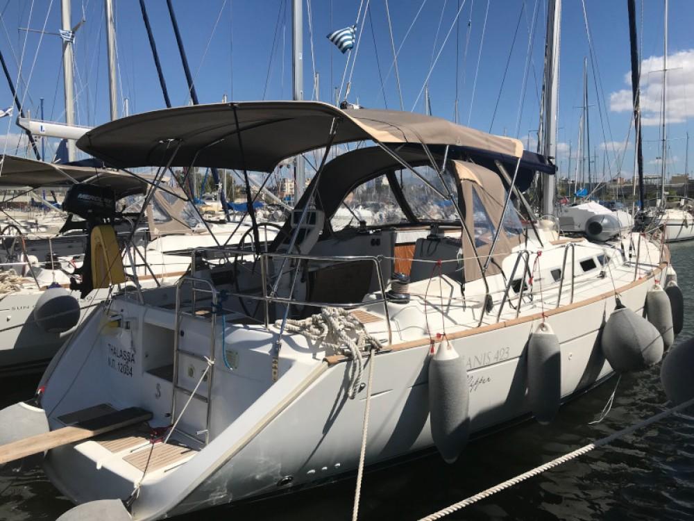 Location bateau Bénéteau Oceanis 423 à Preveza sur Samboat
