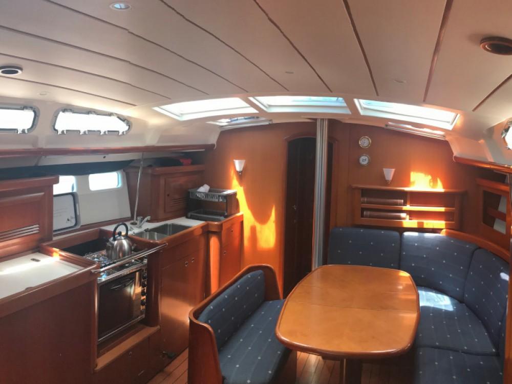 Location bateau Preveza pas cher Oceanis 423