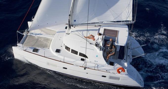 Location yacht à Μαρίνα Αλίμου - Lagoon Lagoon 380 sur SamBoat