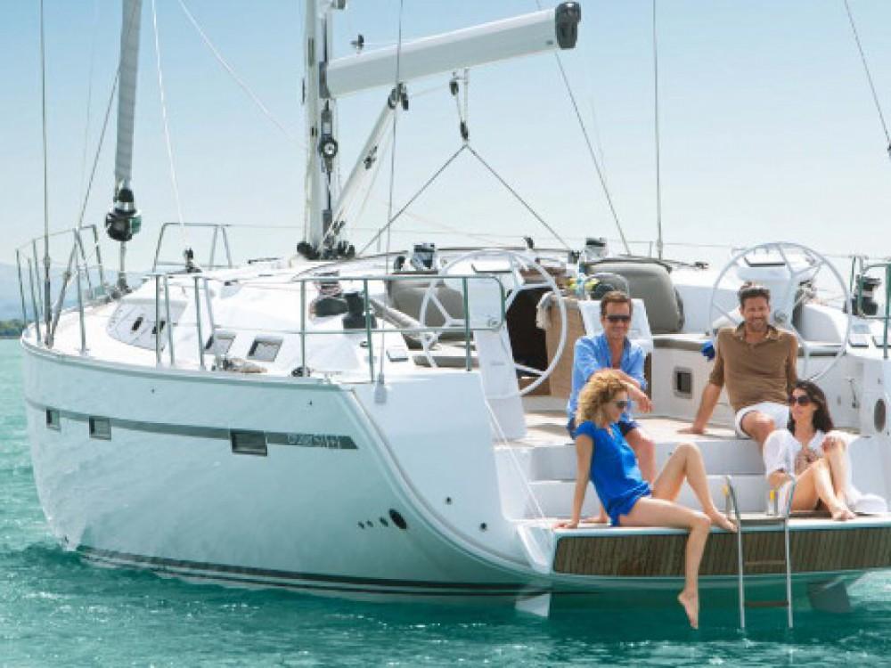 Location bateau Marina Lanzarote pas cher Cruiser 51