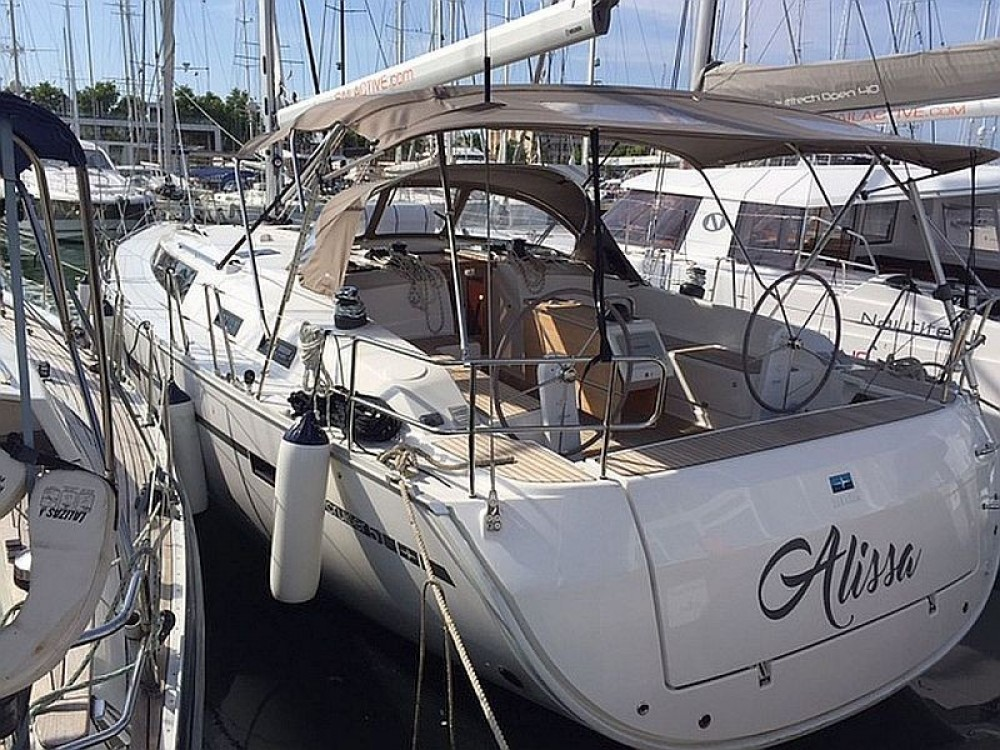 Bavaria Cruiser 51 entre particuliers et professionnel à Marina Lanzarote
