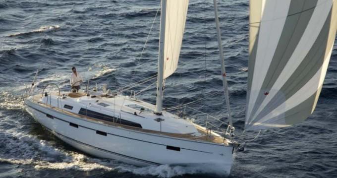 Location bateau Leucade pas cher Cruiser 41