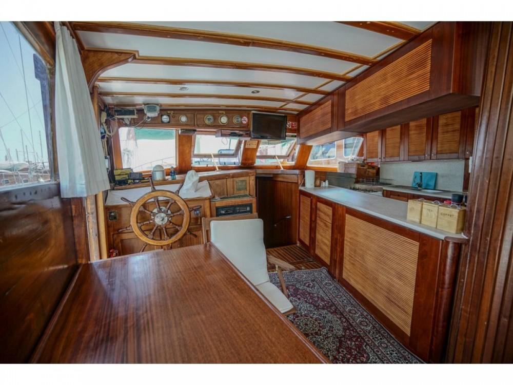 Location yacht à Bodrum - Bavaria Gulet Golden Princess sur SamBoat